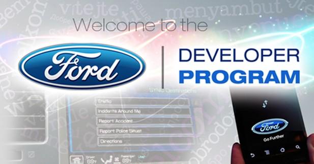 Ford veut plus d'applications compatibles avec son système Sync