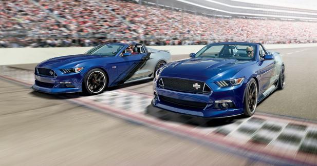 Offrez-vous une Ford Mustang de 700 ch pour Noël