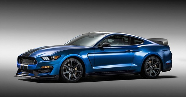 526 chevaux pour la Ford Mustang Shelby GT350 R