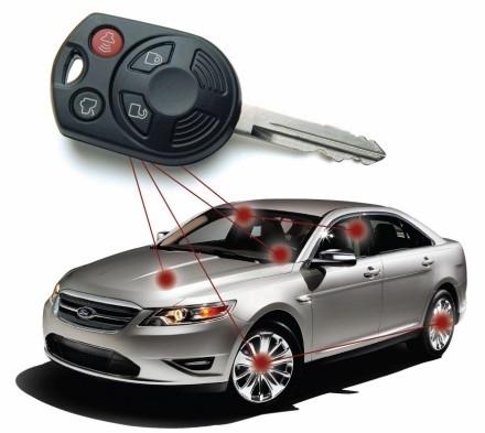Ford présente le système de sécurité MyKey aux USA