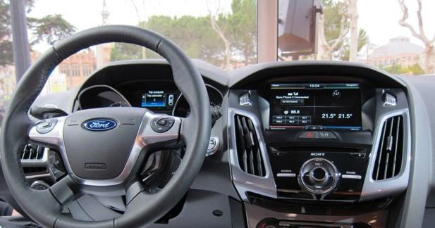 Ford présente un système de lecture vocale des SMS