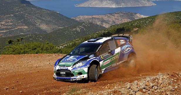 Ford annonce son retrait du WRC à la fin de la saison 2012