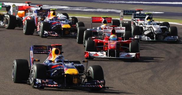 Formule 1 2010 : une saison d'exception