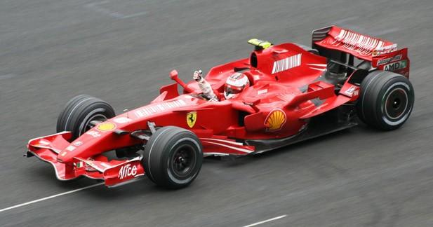 Formule 1 : l'adieu à Magny-Cours ?