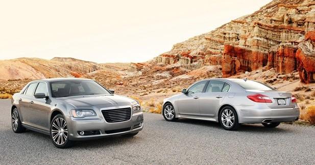 Hyundai/Chrysler : un contrat de 400 millions d'euros