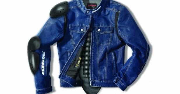 Furious Jacket : le blouson en Jean renforcé