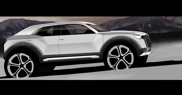 Futur Audi Q1 : Le Mini Countryman dans le collimateur