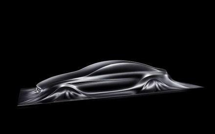 Future Mercedes CLS : un teaser artistique