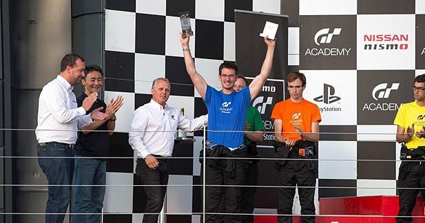 Nissan GT Academy 2014 : le vainqueur est français !
