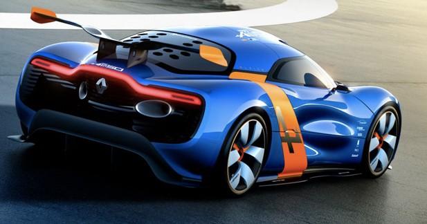 Alpine Renault : une famille complète à venir ?