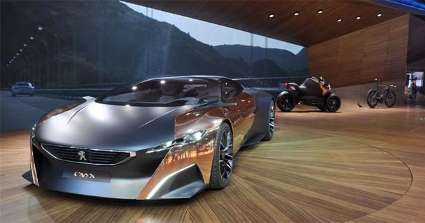 Interview : Onyx, une étape importante dans le développement de Peugeot