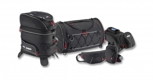 Givi étend sa gamme Easy de bagagerie pour 2013