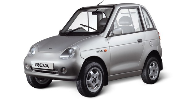 GM se branche avec REVA en Inde