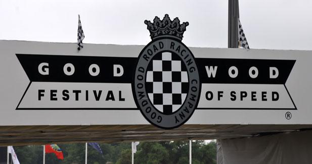 Goodwood Festival 2009 : sportives d'hier et d'aujourd'hui