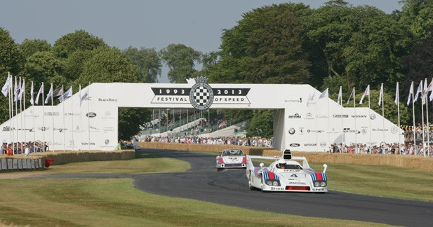 Diaporama : Goodwood Festival of Speed 2013