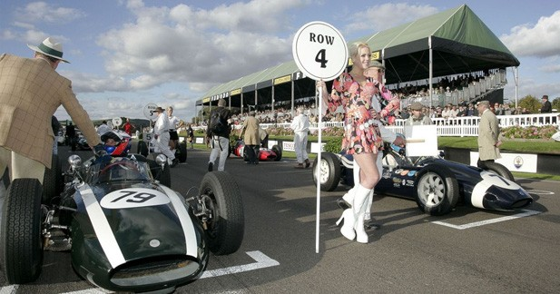 Goodwood Revival 2010 : Retour à l'âge d'or du sport automobile