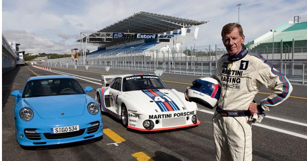 Goodwood va célébrer les 50 ans de la Porsche 911
