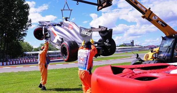 Grand Prix du Canada : décès d'un commissaire de course