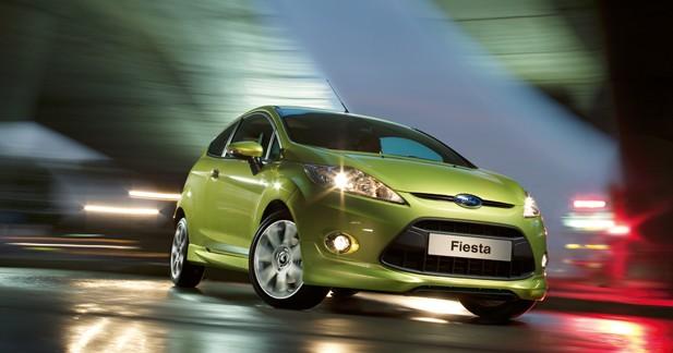 Ventes européennes : la Ford Fiesta détrône la Golf