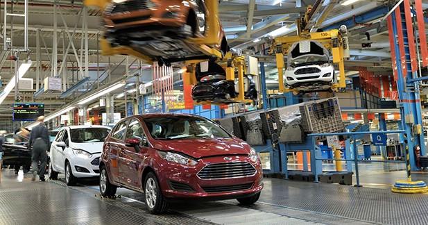 Ford Europe revoit sa production à la hausse pour répondre à la demande