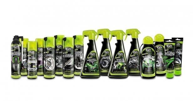 GS27, nouvelle gamme et spray chaîne à sec