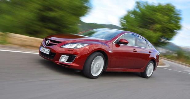 Mazda6 2.2 MZR-CD 163