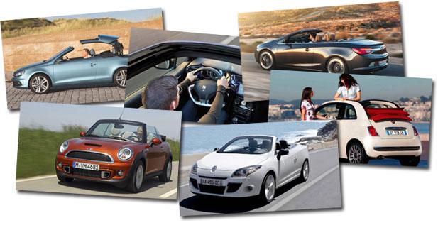 Guide d'achat: un cabriolet pour moins de 30 000 euros