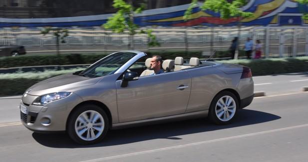 Renault Mégane CC, à partir de 29 050 €