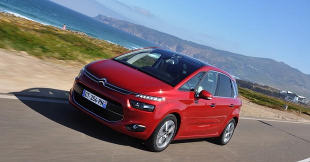 Citroën C4 Picasso : Le cocon douillet