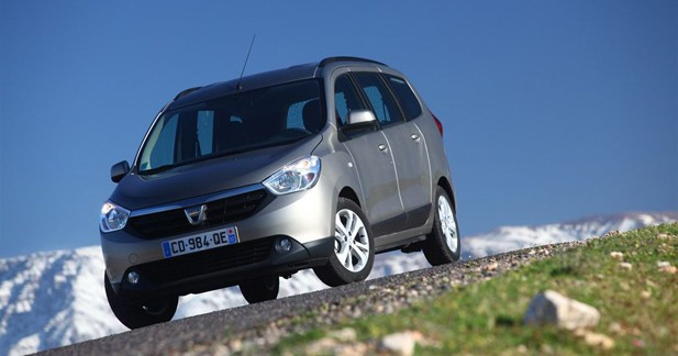 Dacia Lodgy : La proposition low cost