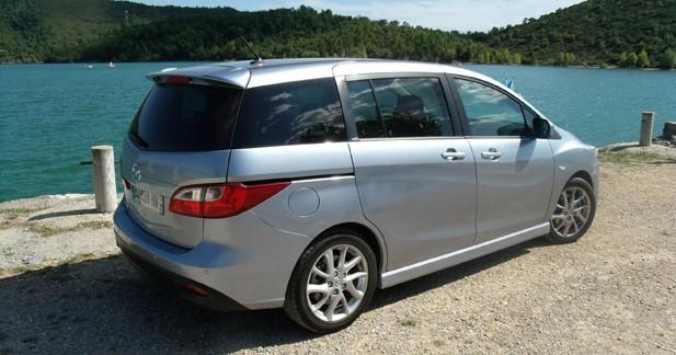 Mazda5 : L'original