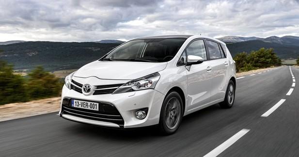 Toyota Verso : Plus sage qu'il n'y paraît