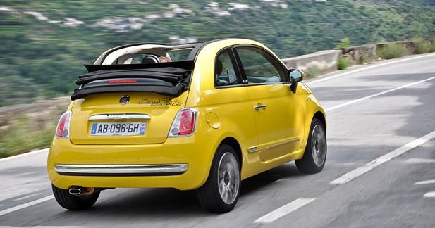 Fiat 500, l'accessoire de mode