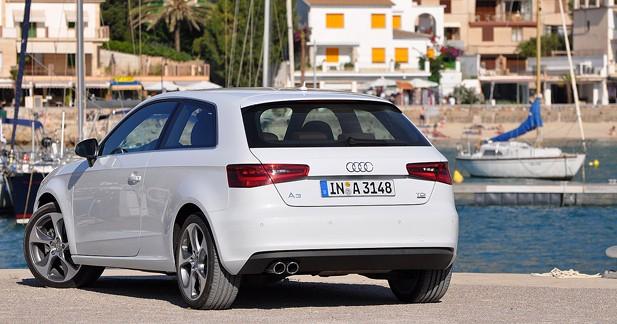 Audi A3 et A3 Sportback, la pionnière