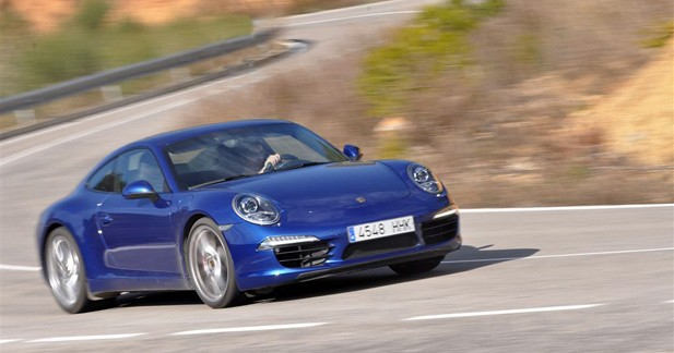 Porsche 911 & Panamera : Coup double