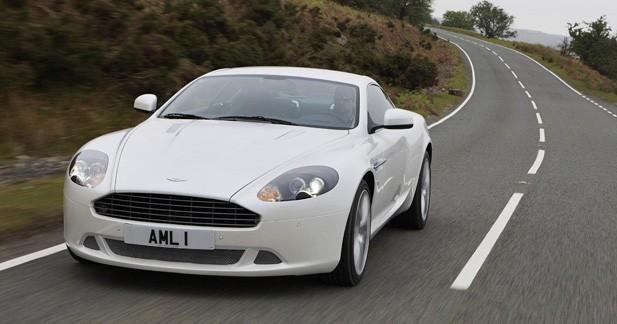 Aston Martin DB9 & Rapide : Gracieuses majestés
