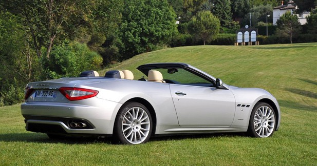 Maserati GranTurismo : Opulence italienne
