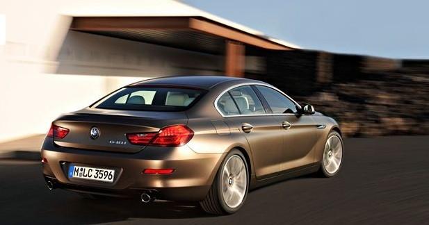BMW Série 6 Coupé / Gran Coupé : West coast