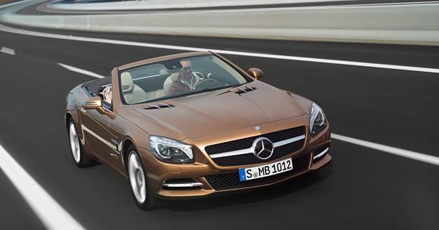 Mercedes CL / CLS : Perfectionniste