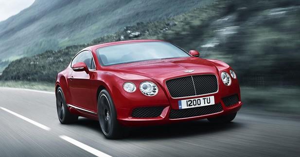 Bentley Continental GT : Panzer britannique
