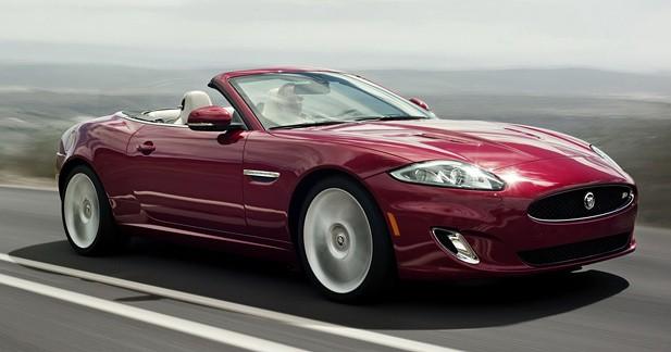 Jaguar XK : Galet encanaillé