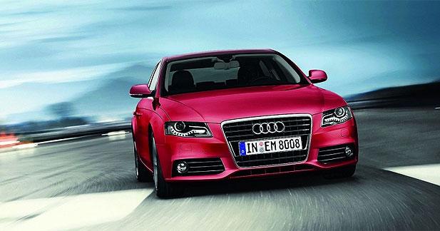 Audi A4 TDI e