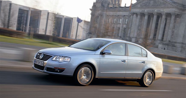 Volkswagen Passat TDI Bluemotion 1.9 TDI