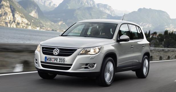 Volkswagen Tiguan: Terriblement académique!