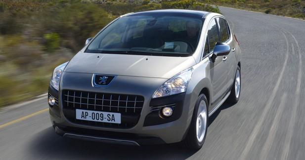 Peugeot 3008: Grimaçant !