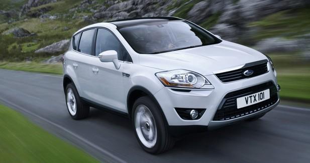 Ford Kuga: l'autel du style!