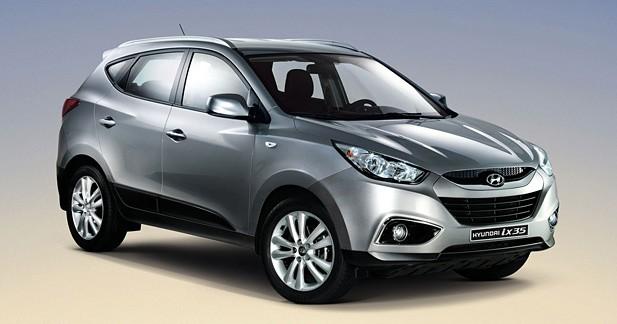 Hyundai iX35 / Kia Sportage : Le réveil du Matin Calme