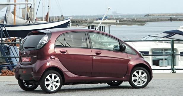 Peugeot Ion, Citroën C-Zéro, Mitsubishi i-Miev : L'œuf de Colomb