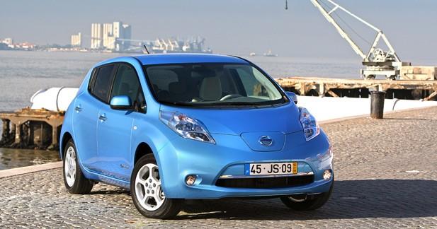 Nissan Leaf : Des aptitudes familiales