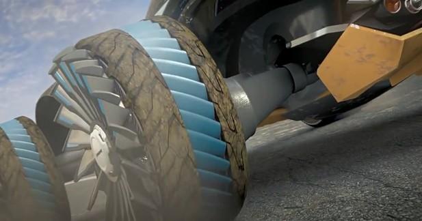 Traversez les mers avec les pneus du futur d'Hankook